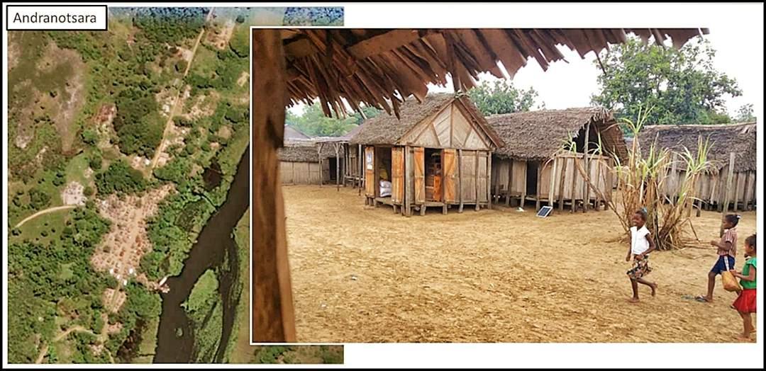 Andranotsara Village - Madagascar