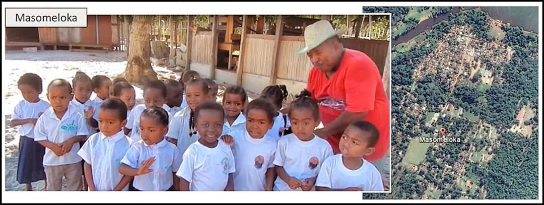 Masomeloka Village - Madagascar