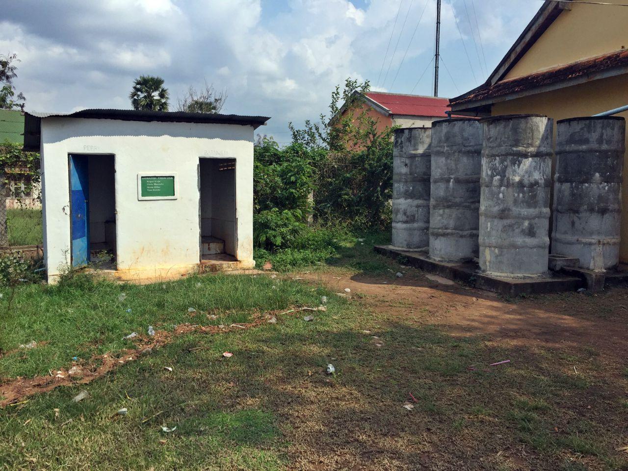 Kampot Province School Hygiene Project - Cambodia