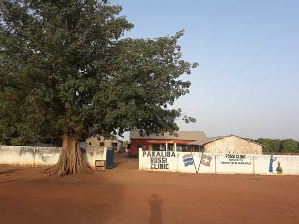 Pakali Ba Health Center Well Project - The Gambia
