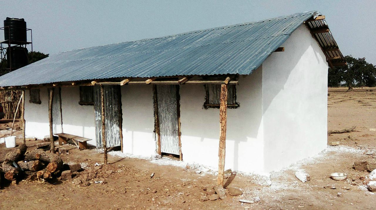 Conclusion of Njie Kunda Latrine Project - The Gambia