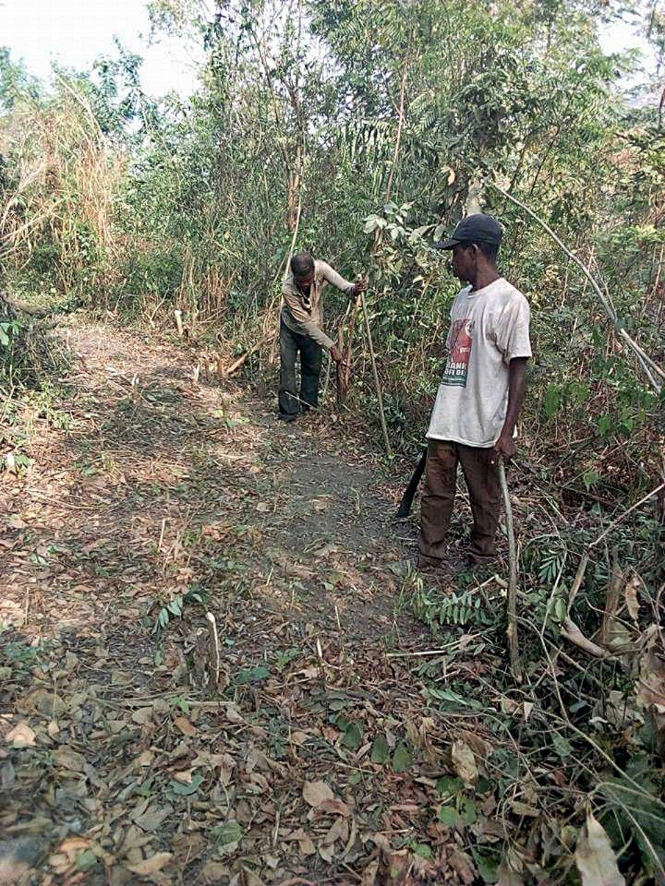 Kwaa-Paa Borehole Project - Ghana