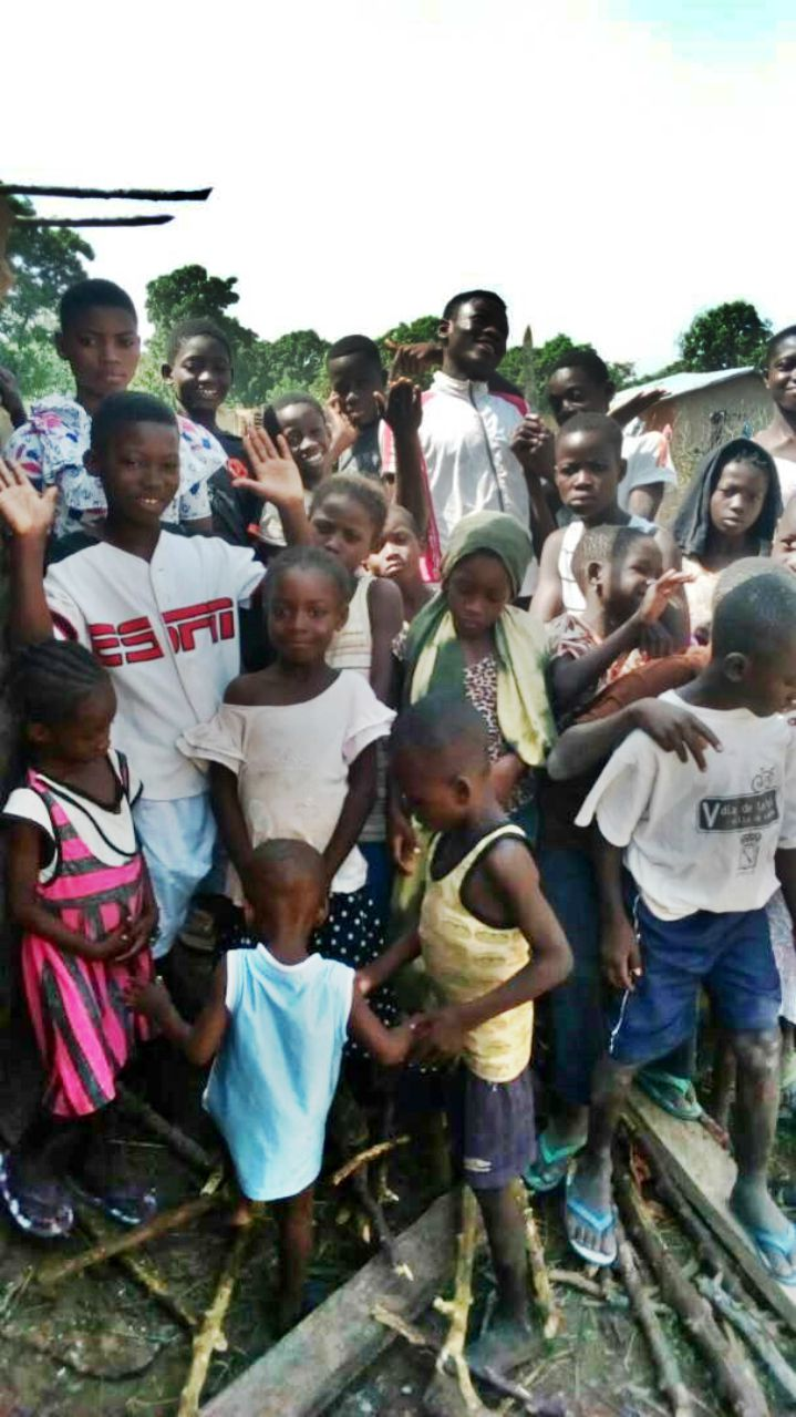 Weremuso Borehole Project - Ghana