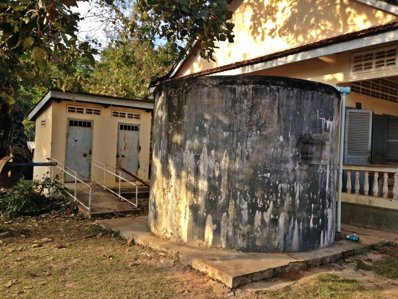 Chheuteal Primary School Bathroom Project - Cambodia