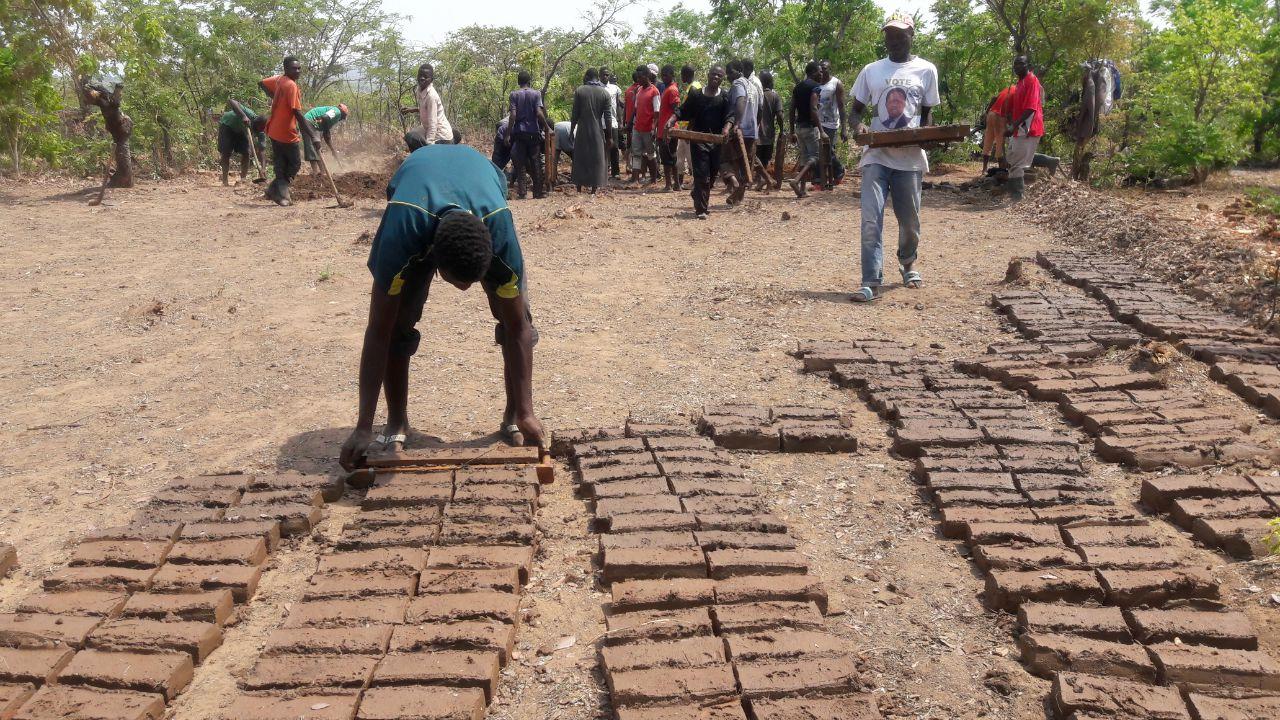 Lunga Village Clinic Bathroom Project - Zambia