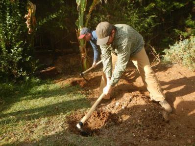 Peace Corps Permagarden Training - Ethiopia