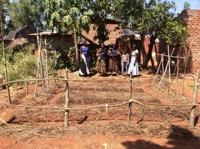 Peace Corps Permagarden Training - Madagascar