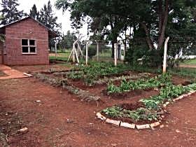 Peace Corps Permagarden Training - Swaziland