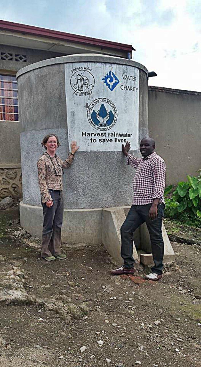 Gisenyi Permagarden Training - Rwanda