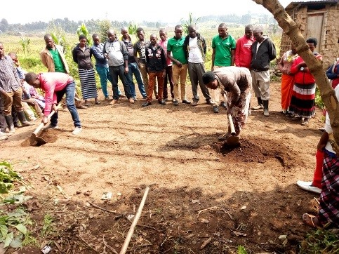 Conclusion of Gisenyi Permagarden Training - Rwanda