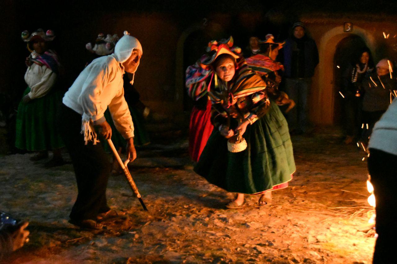 Ccotos Latrine Project - Peru