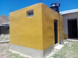 Menor Chijnaya Health Post Water Project - Peru