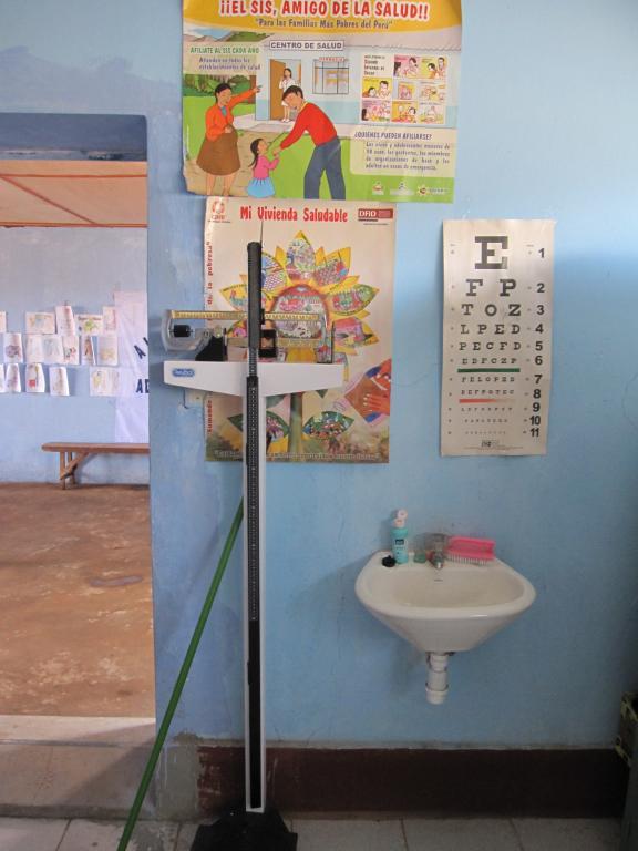 Menor Chijnaya Health Post Water System Project