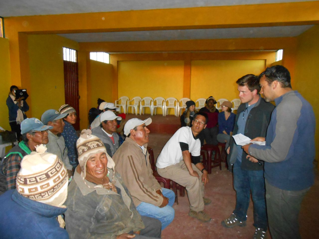 Tuni Grande Well and Water System Project - Peru