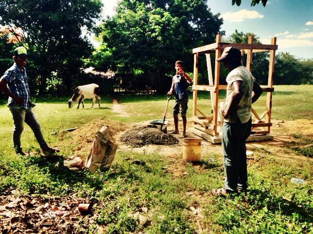 Conclusion of Dajabon Latrine Project - Dominican Republic