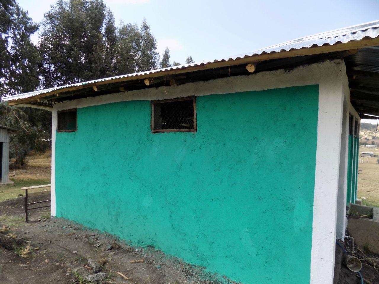 Conclusion of High School Latrine Project - Ethiopia