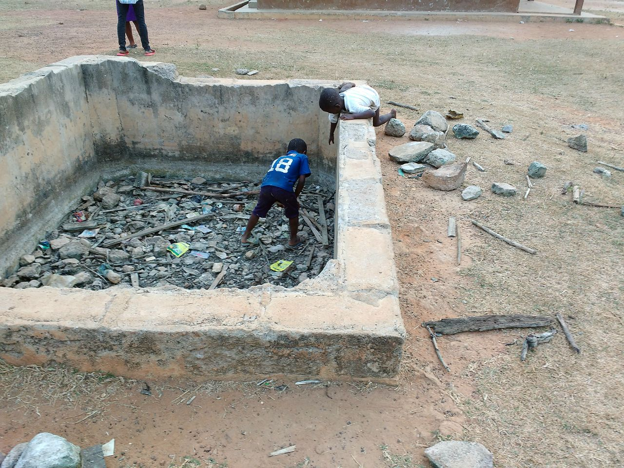 School Tank Remediation Project - Ghana