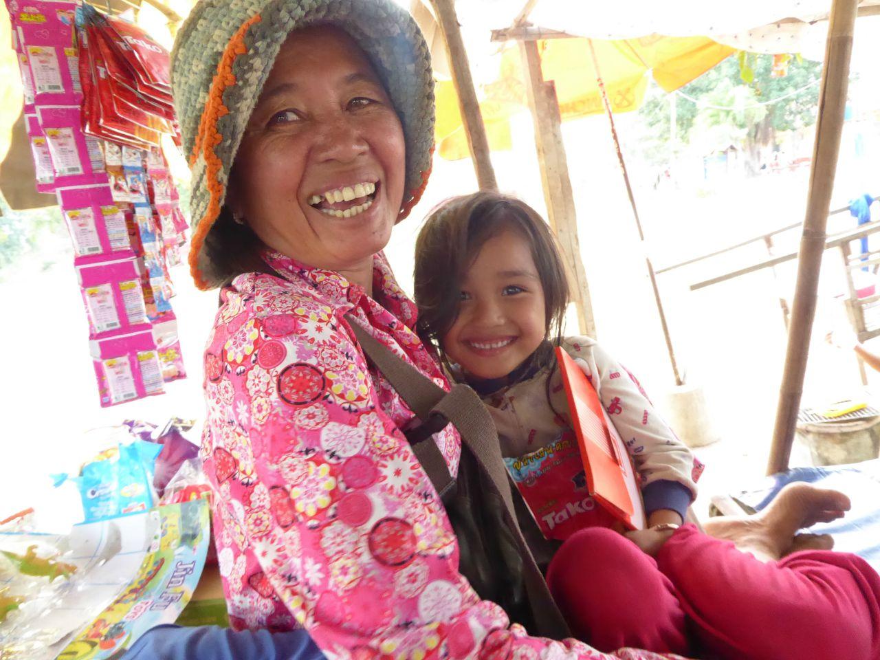 Prey Kandeang Commune Latrine Project - Cambodia