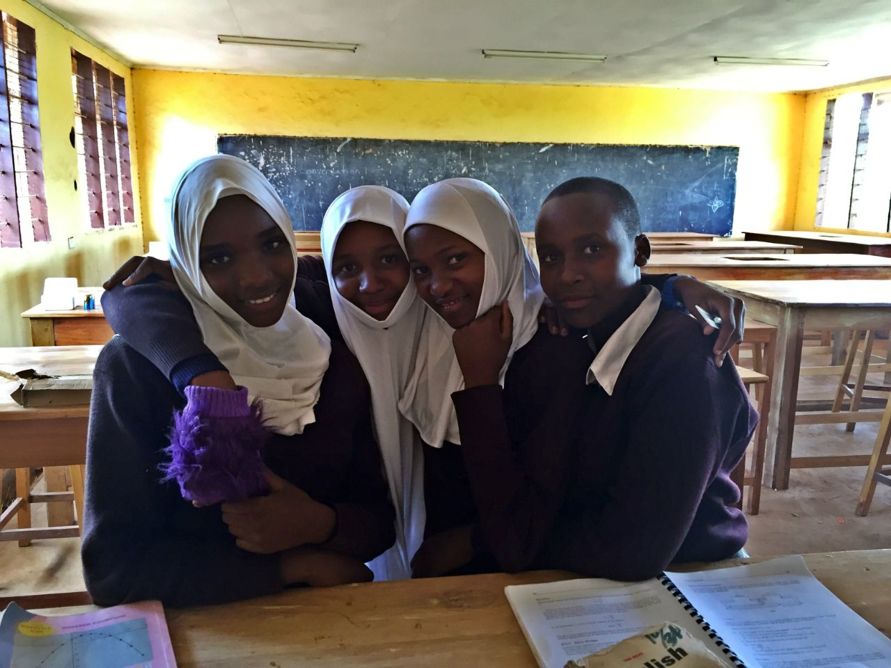 Secondary School Water Tank Project - Tanzania