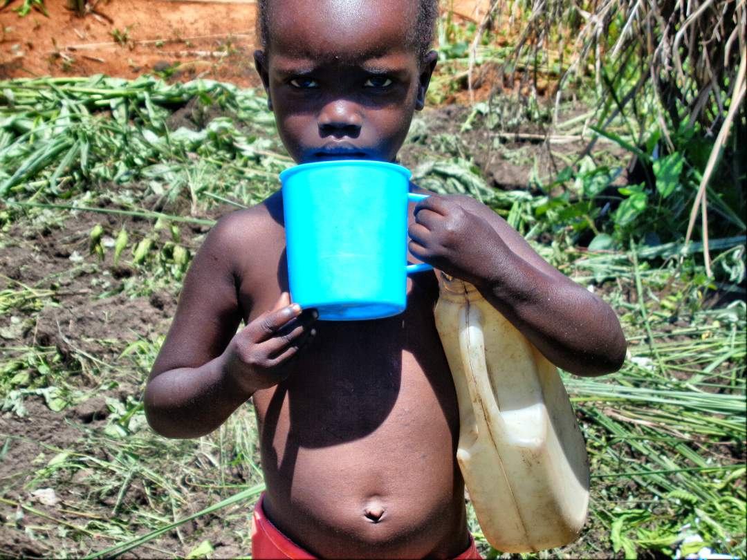 South Sudan Kid from Abegi