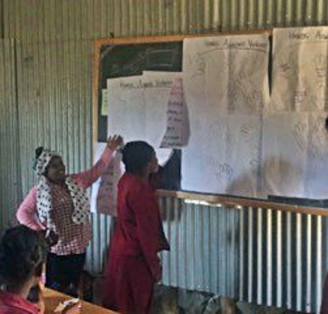 School Dignity Room Project - Ethiopia