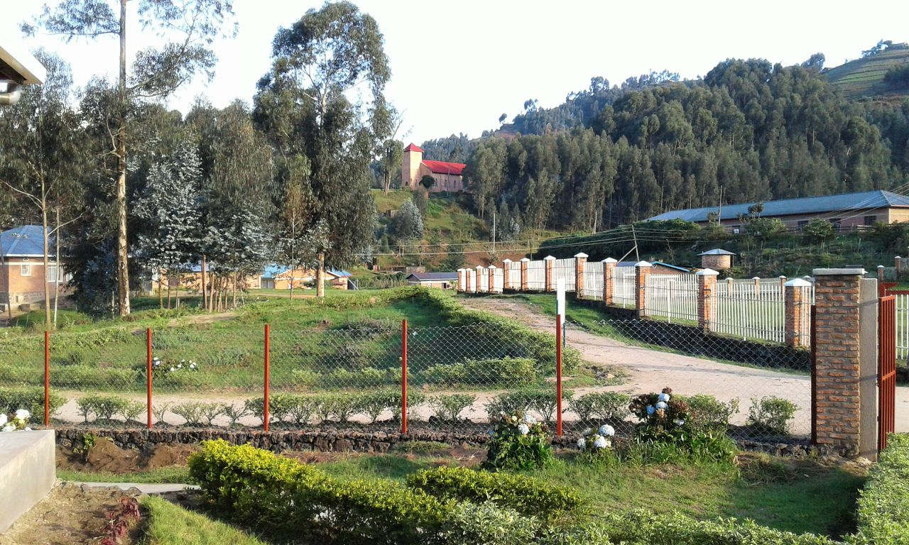 Health Center Water Project - Rwanda