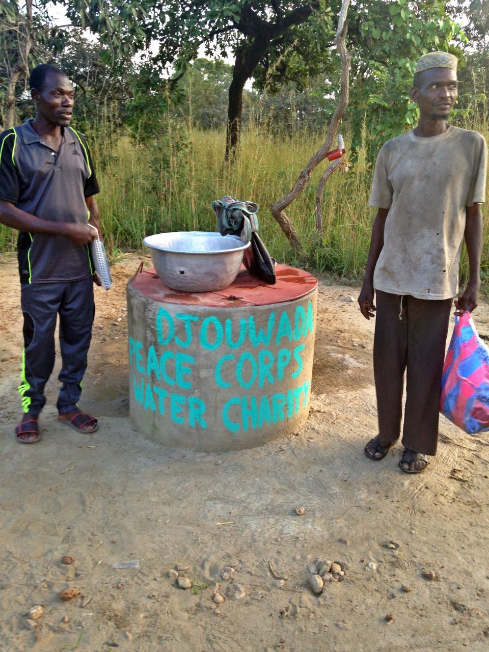 Conclusion of Clinic and Middle School Water System Project - Togo