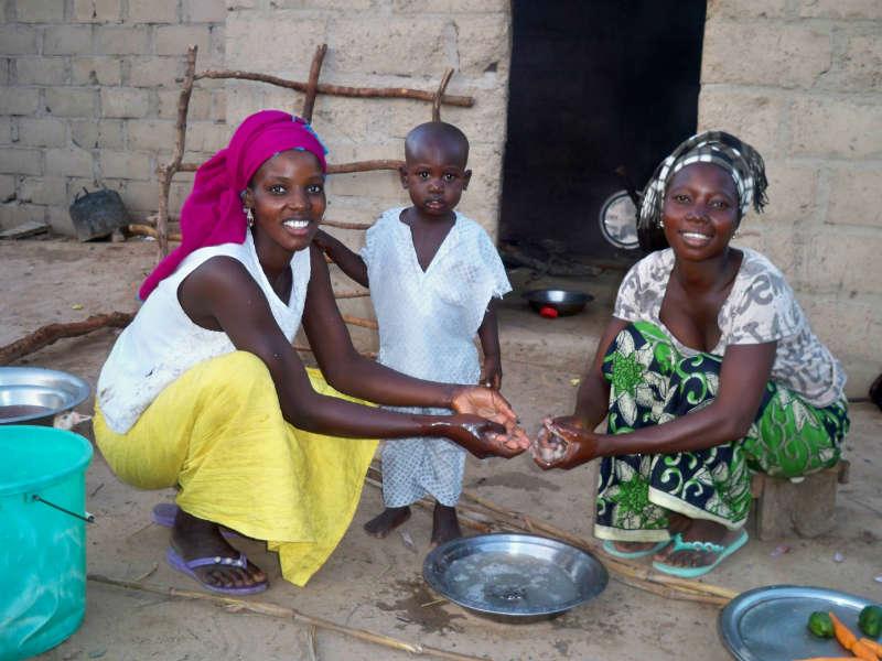 Water Charity in Senegal