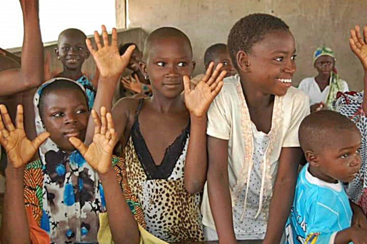 Kwanfinfin Borehole Project - Ghana
