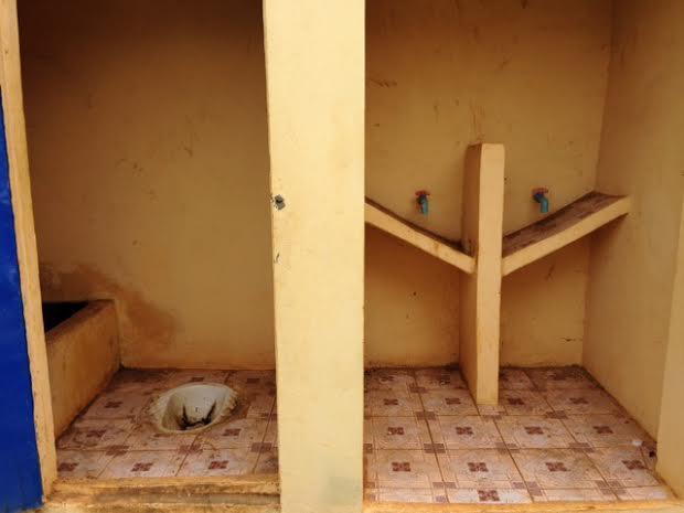 Krava Health Center Pump Project - Cambodia