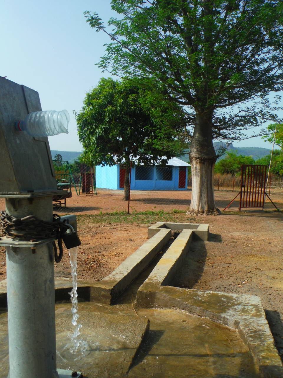 Conclusion of Thiangue Case de Sante Borehole Project - Senegal