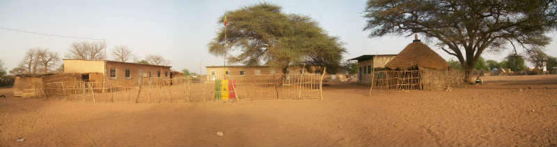 College and Ecole Elementaire Bathroom Water Project – Senegal