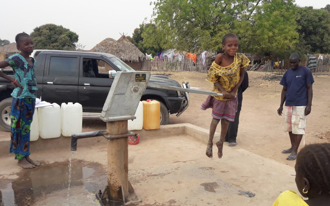 Njie-Kunda-Anchored 6-village Well Rehabilitation Tour—The Gambia