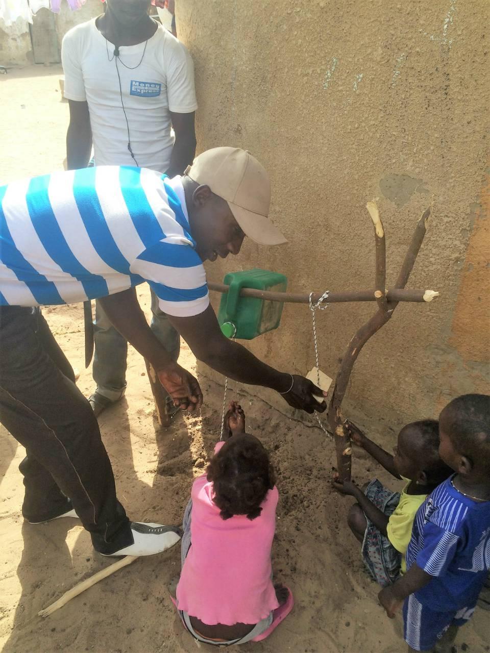 Kamatane Latrine Project - Senegal