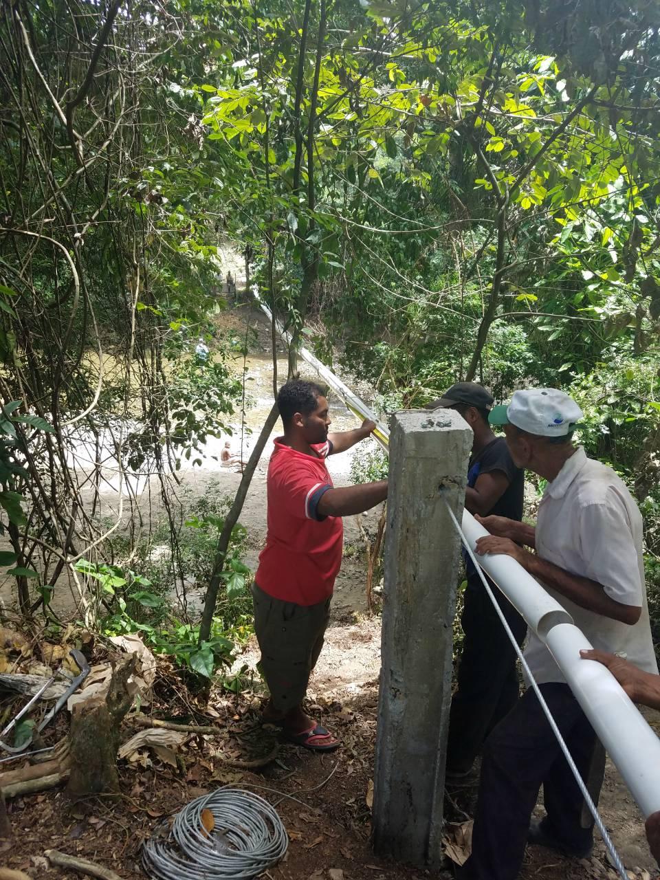 Conclusion of Ranchito de los Peralta Water System Project - Dominican Republic