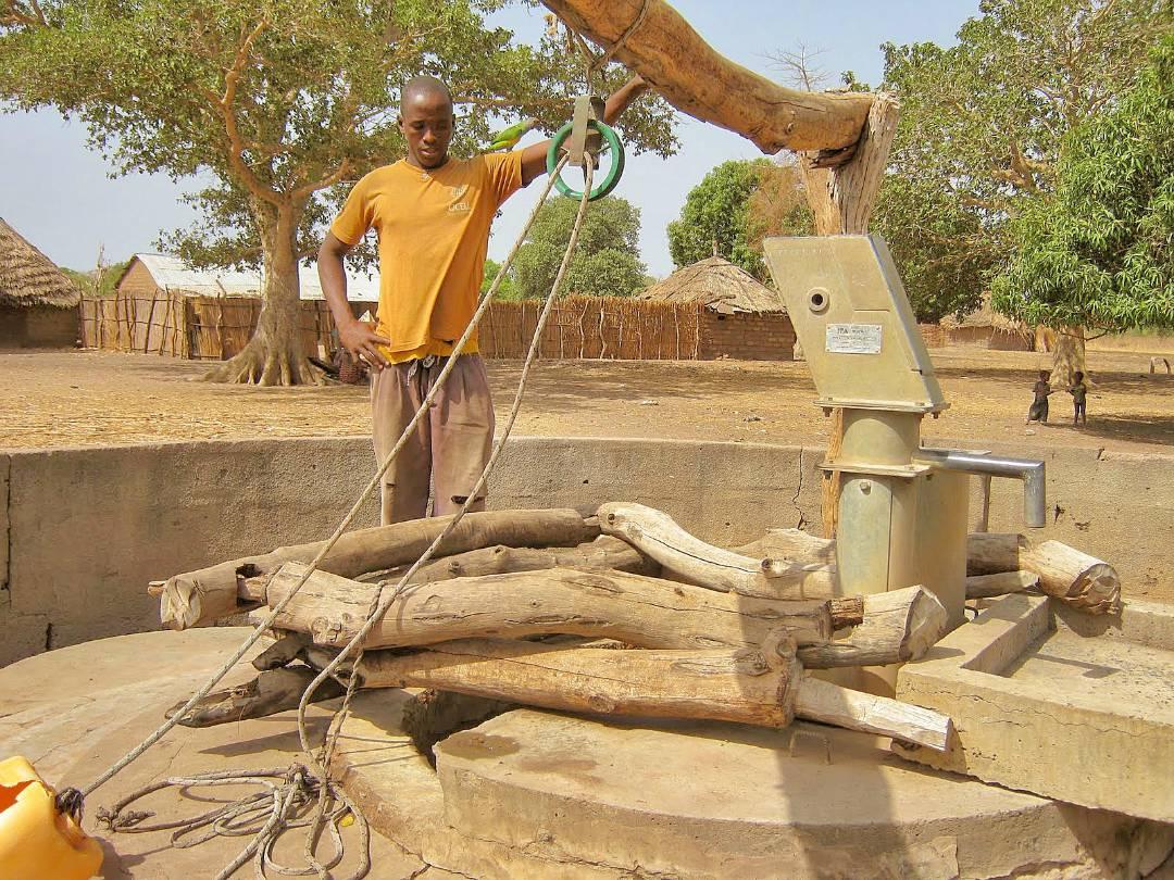 Kalikajara Village, The Gambia