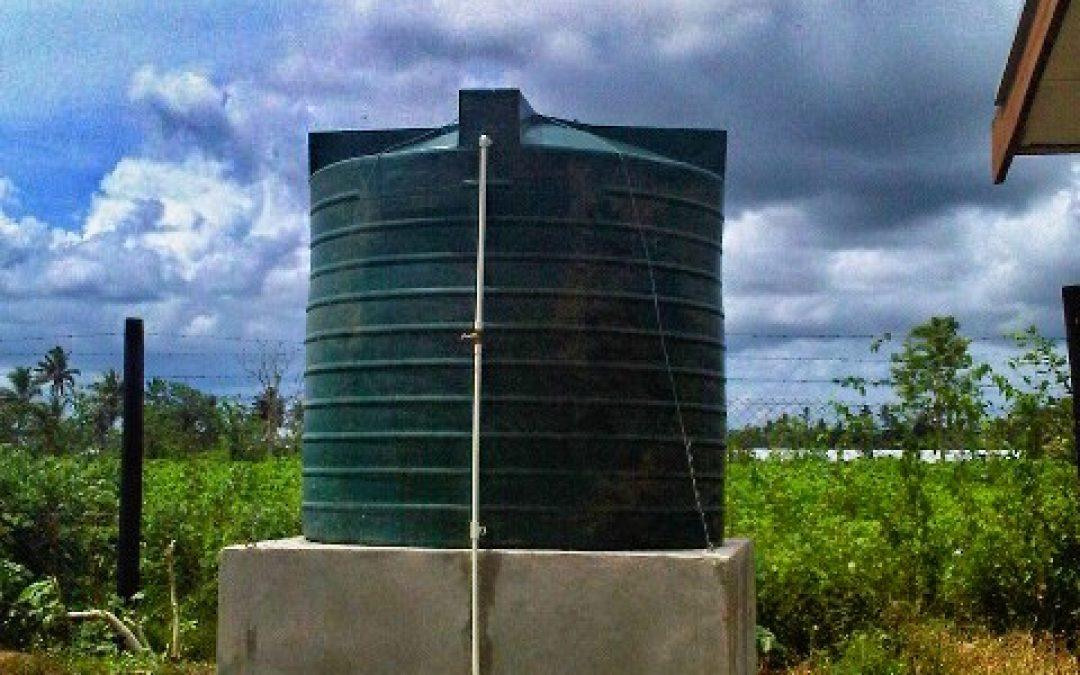 Kwamtoro Secondary School Water Tank Project – Tanzania