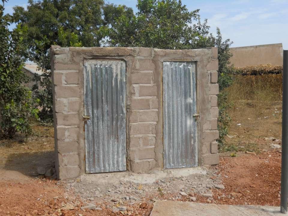 Conclusion of Sinthian Medina Cherif Latrine Project – Senegal