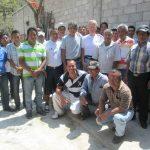 Conclusion of Xelajú Chico, Hector Paniaguas y Barrio Reforma, Water System Relief Project - Mexico