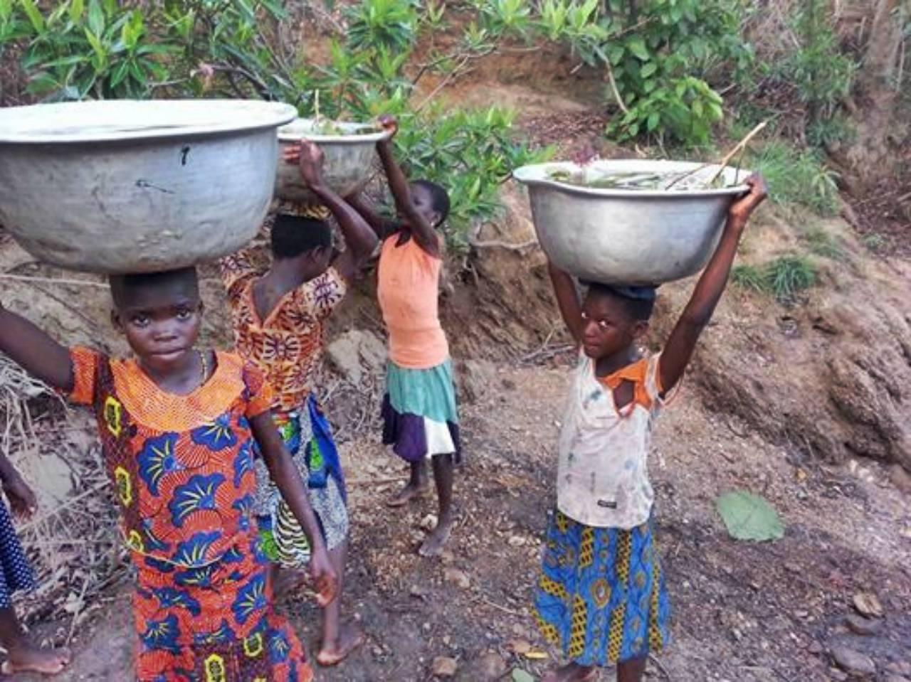 Tchore Borehole Project – Togo