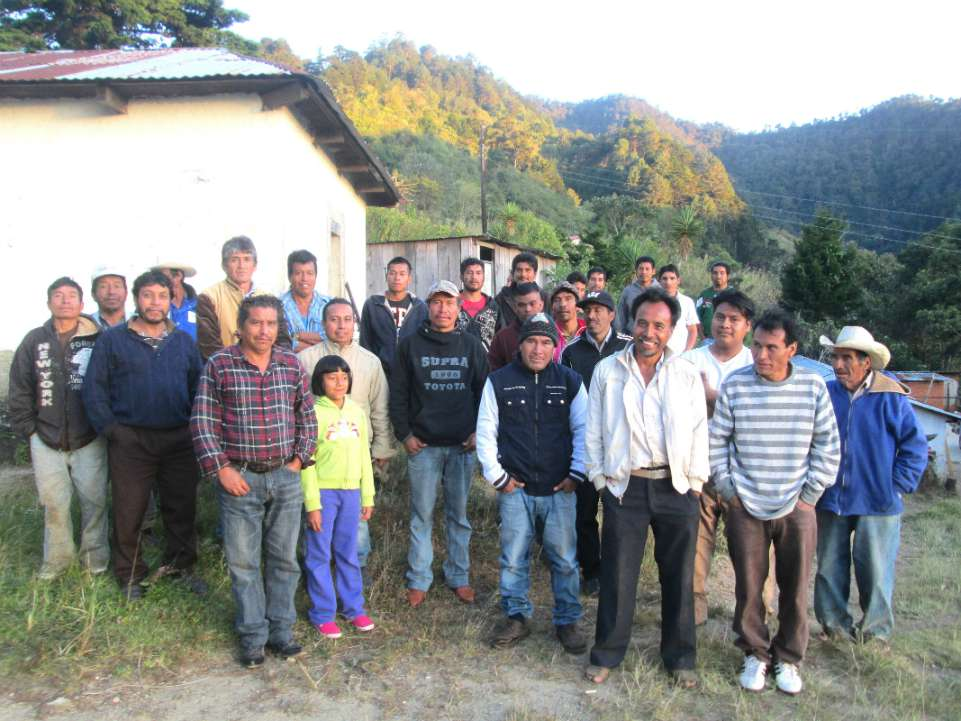 Cipresal Water System Project - Mexico