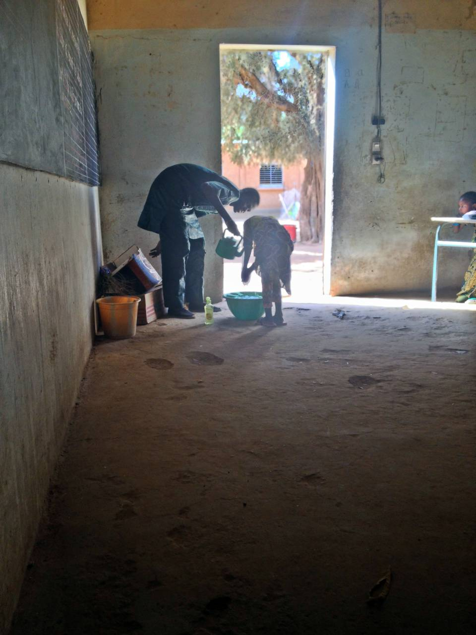 Conclusion of Agnam Tonguel School Water Project - Senegal