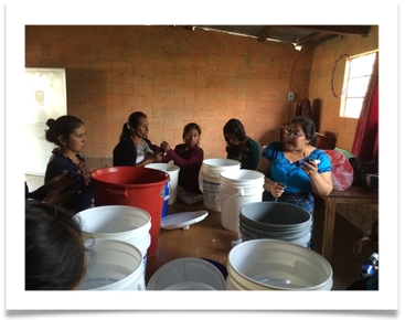 Conclusion of Sololá Water Filter Project, Phase 3 - Guatemala