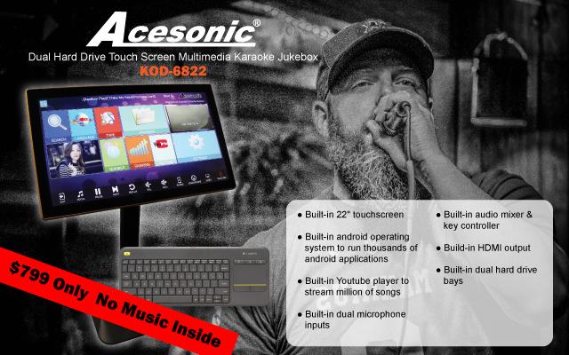 Acesonic kod-6822
